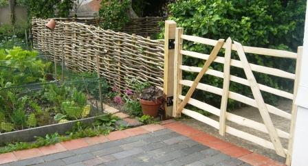 Field Gates Coppice Products