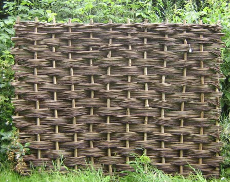 Willow Hurdles Coppice Products