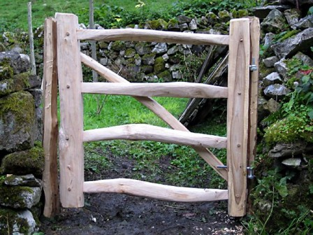 angeles custom in wooden garden woodworks prowell los gates gate htm wood by